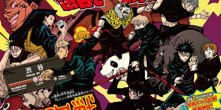 10 Facts about Jujutsu Kaisen - Best Anime In 2021