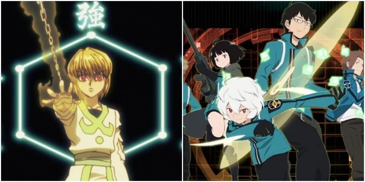 The Magic System Is A Mix Of Hunter X Hunter & World Trigger